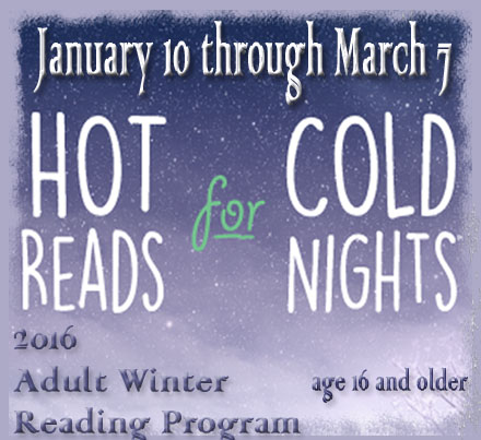 Join Hot Reads for Cold Nights 2016!